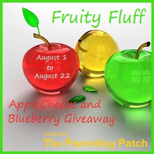 Fruity Fluff Giveaway