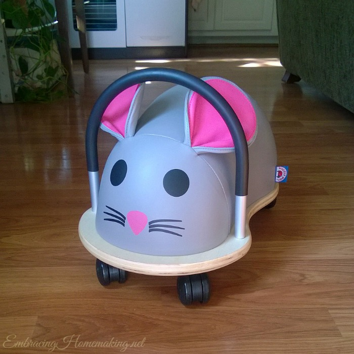 Wheely Bug!