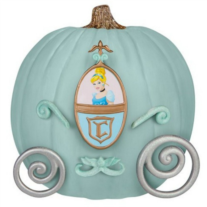 Cinderella's Carriage Pumpkin Decorating Kit