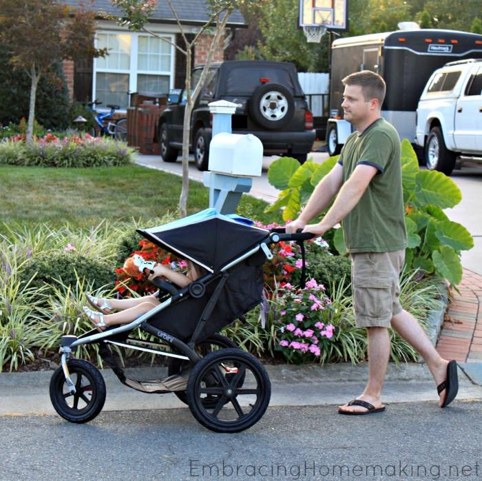 Urbini Jogging Stroller