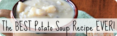 The Best Potato Soup Recipe