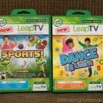 LeapTV Games