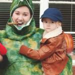 Murdock and Hannibal Halloween Costumes