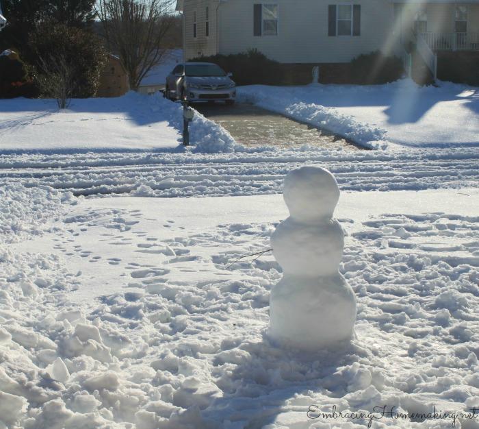 Clutter Snowball Method!