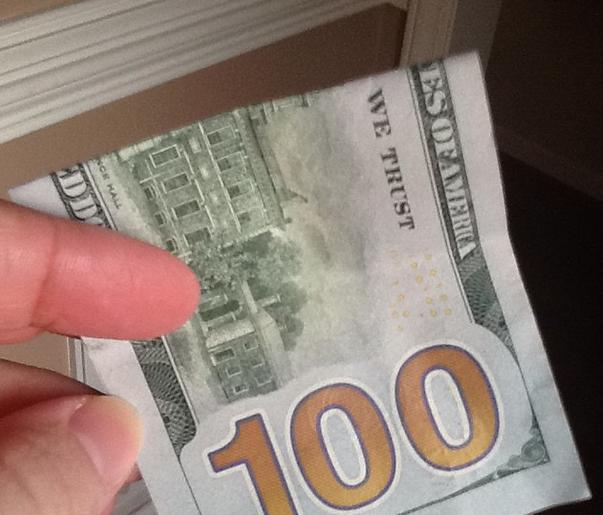 Declutter game - $100 cash prize!