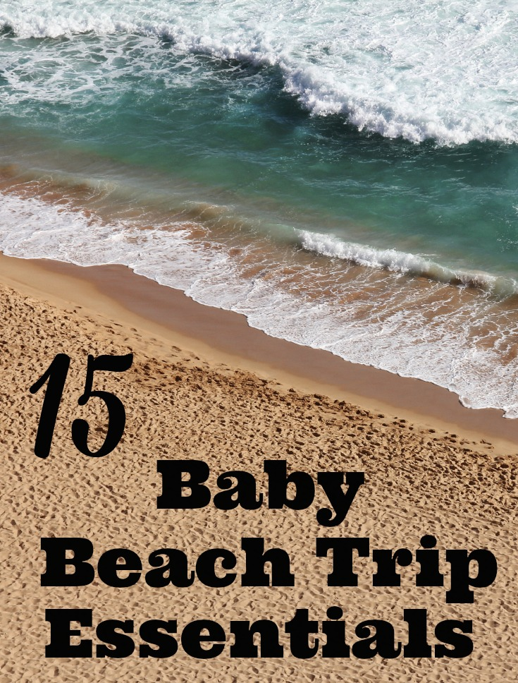 Beach Baby Packing List
