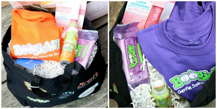 Boogie Wipes Gift Bags