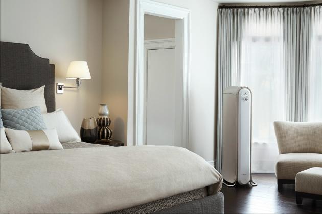 Swash in Bedroom