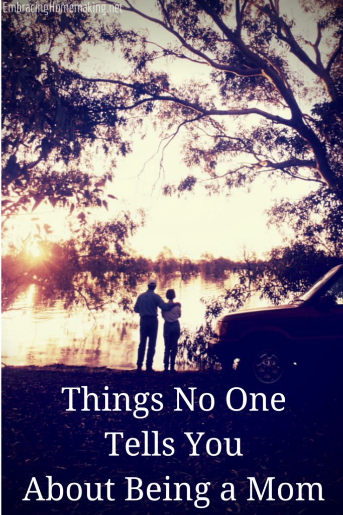 Things No One Tells You About Being a