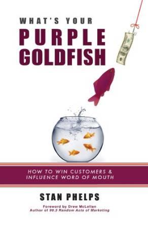Purple Goldfish