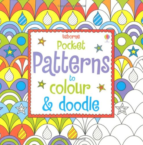 Patterns to Color and Doodle