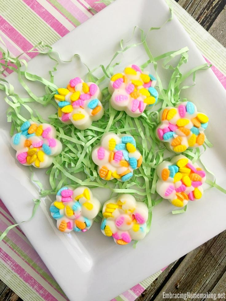 Chocolate Flower Molds