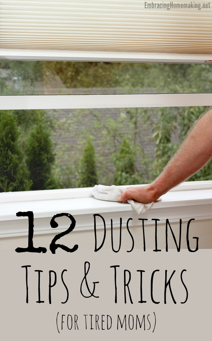 Dusting Tips