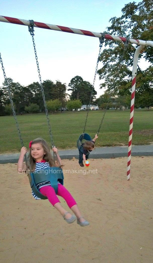 Play at the Park