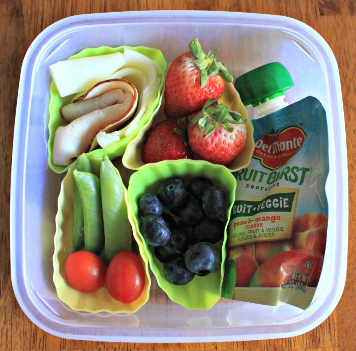 Bento Box With Turkey