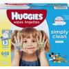 Huggies Wipes $0.01 Shipped