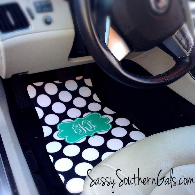 Sassy Southern Gals Car Mats