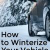 Winterize a Vehicle