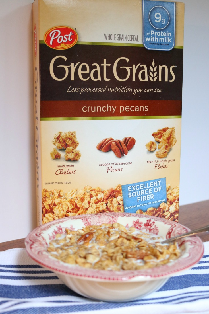 Great Grains Crunchy Pecan