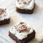 Mint Cake Squares