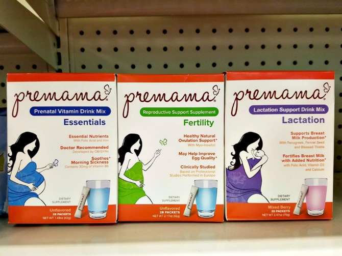 Premama Drink Mix