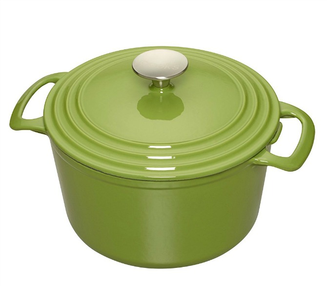 Green Dutch Oven
