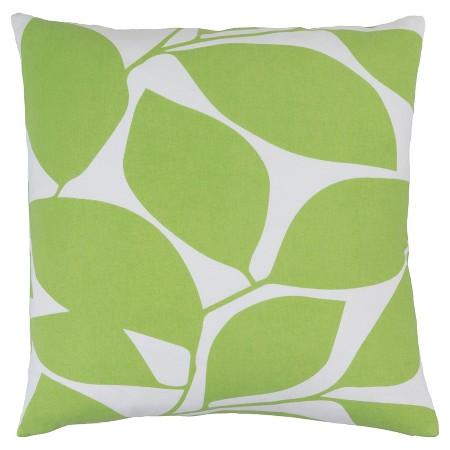 Greenery Pillow