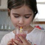 Strawberry Lemonade Smoothie Recipe Sponsored by Wayfair