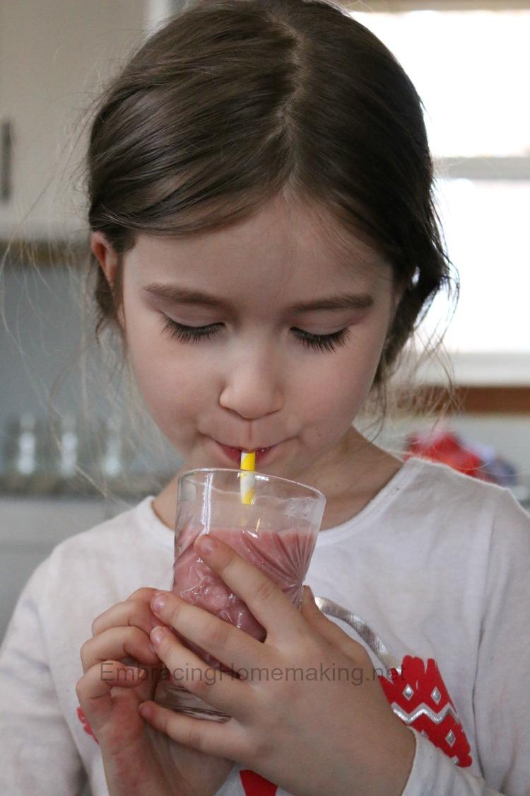 Kids Smoothie Recipe