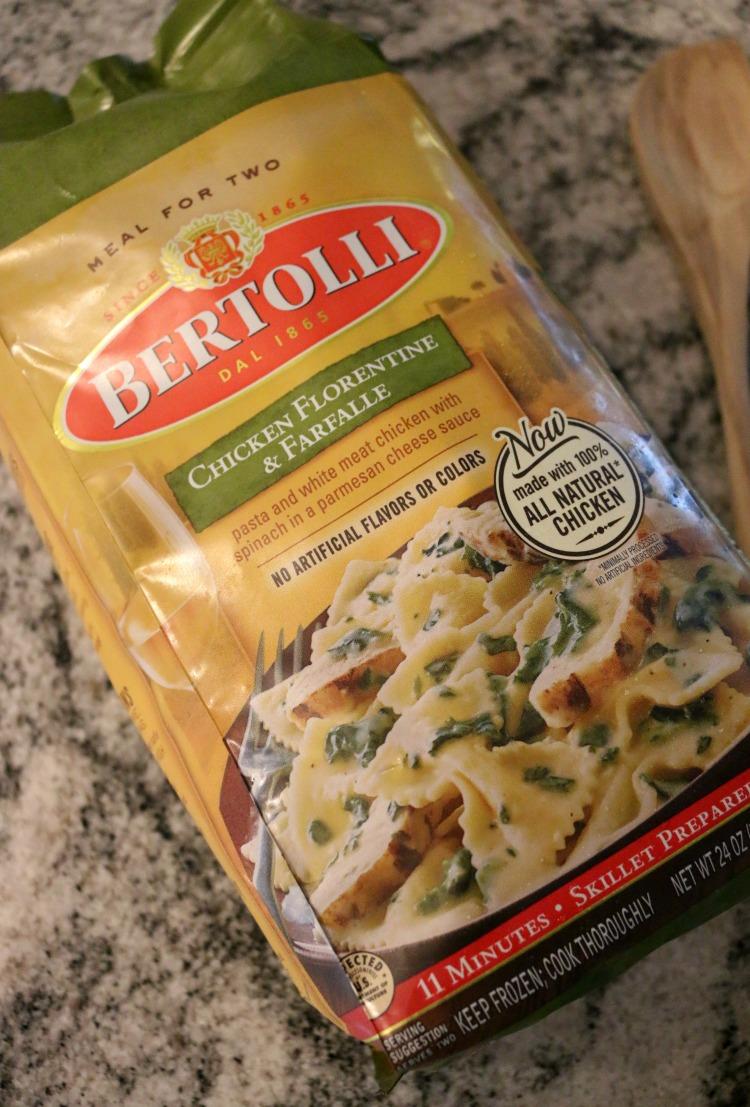 Bertolli Chicken Florentine & Farfalle