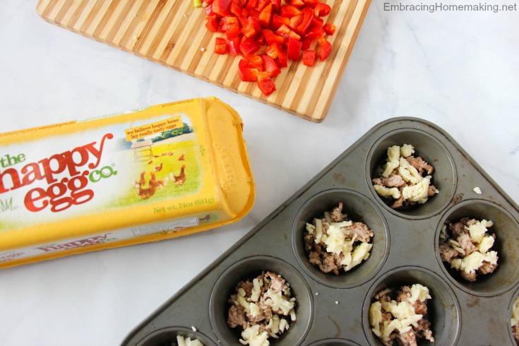 Mini Frittata Recipe