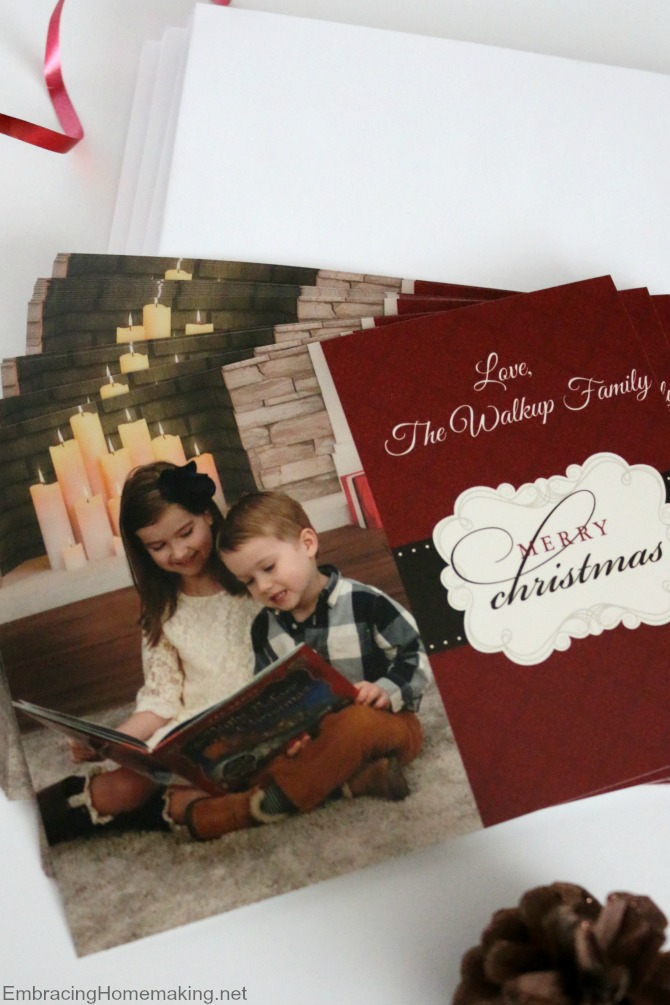 Portrait Innovations Christmas Cards