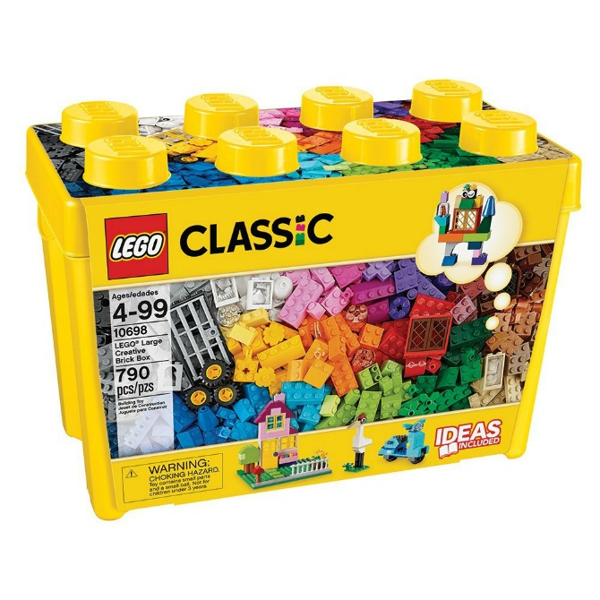 Large Lego Box
