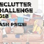 Declutter Challenge 2018