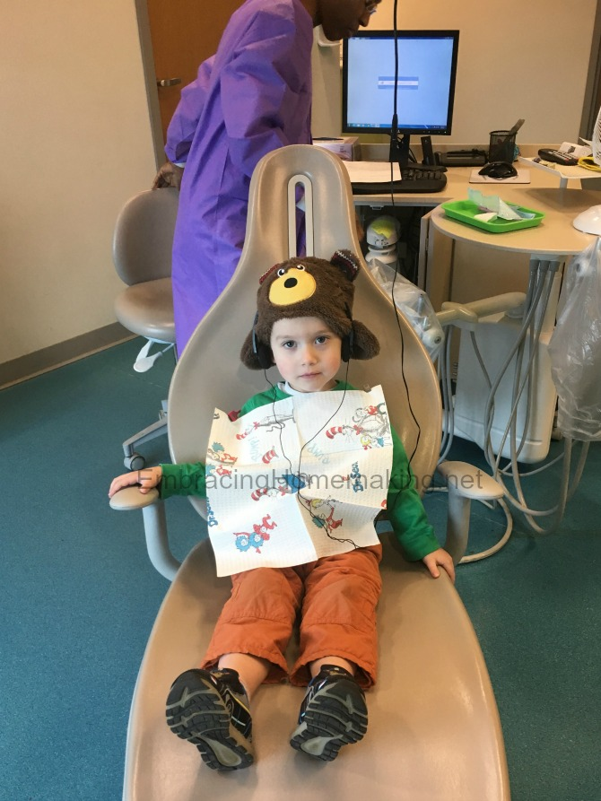 Dentist apt
