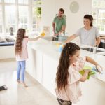 How to Have Fun While Spring Cleaning With Kids