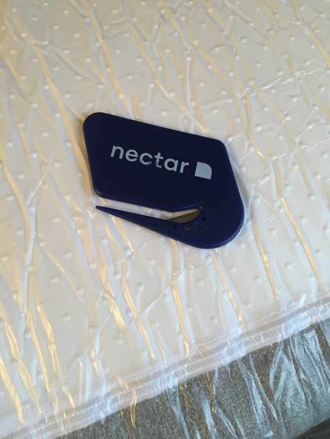 Nectar Mattress Opener