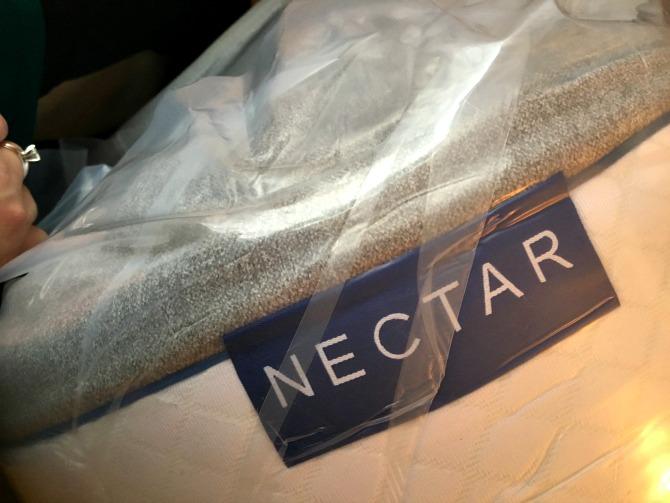 Packaged Nectar Mattress