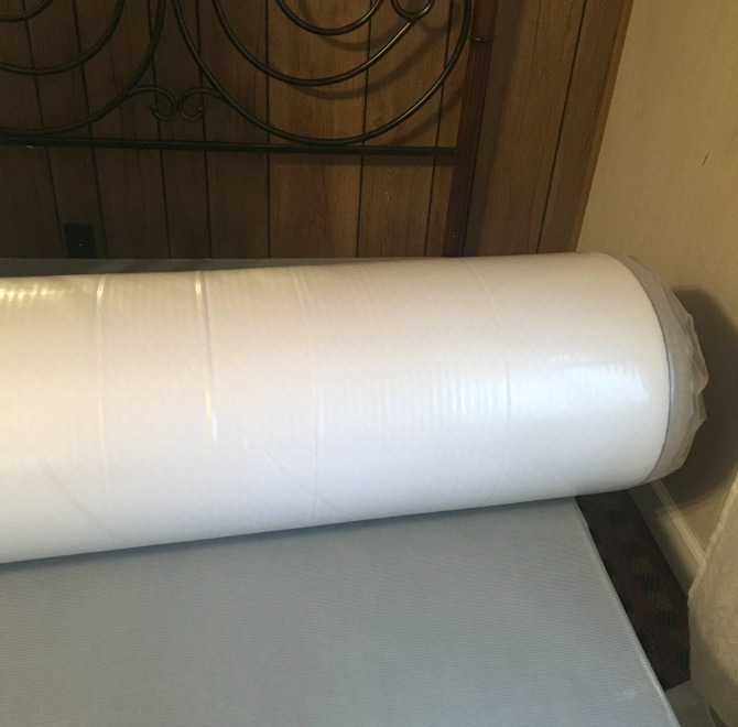 Rolled Nectar Mattress