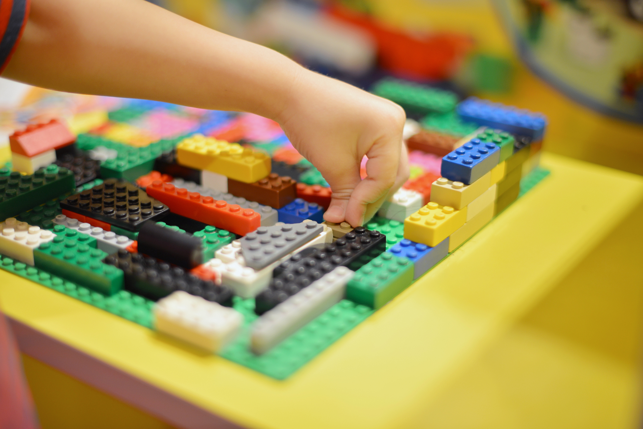 Why Legos are Great for Kids