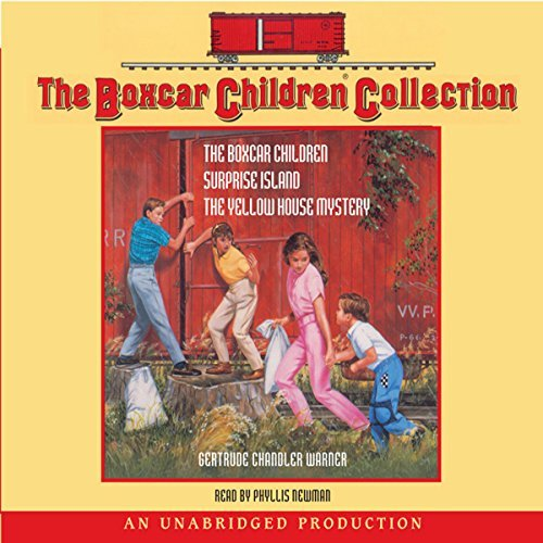 Boxcar Children Audiobook