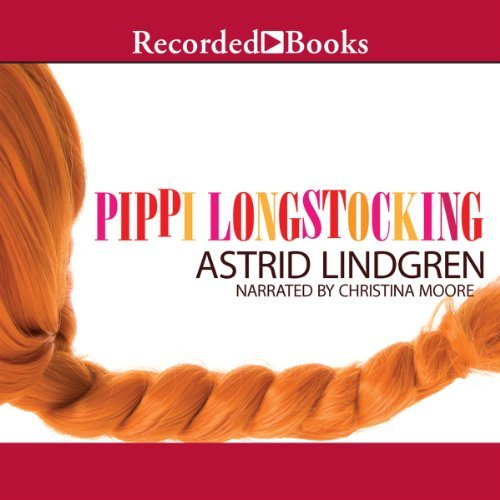 Pippi Longstocking Audiobook