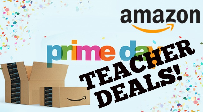 Amazon Prime Teacher Deals
