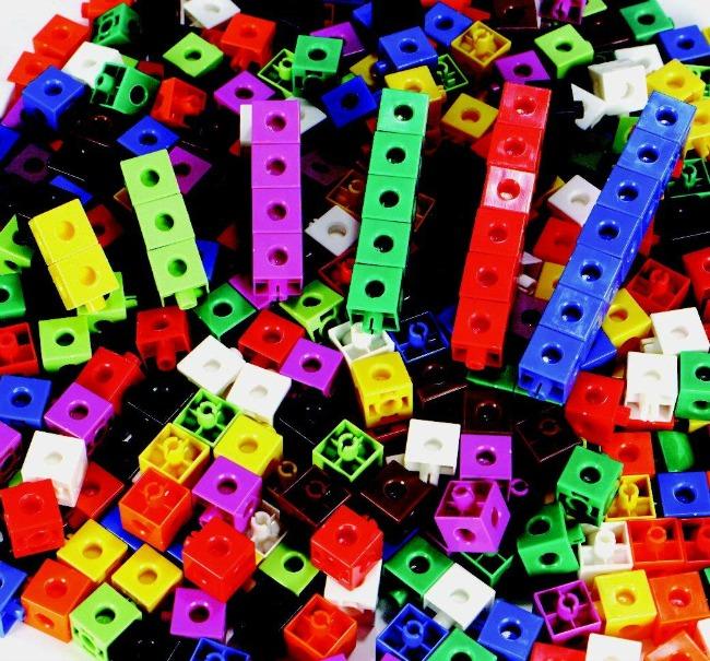 Linking Cube Set