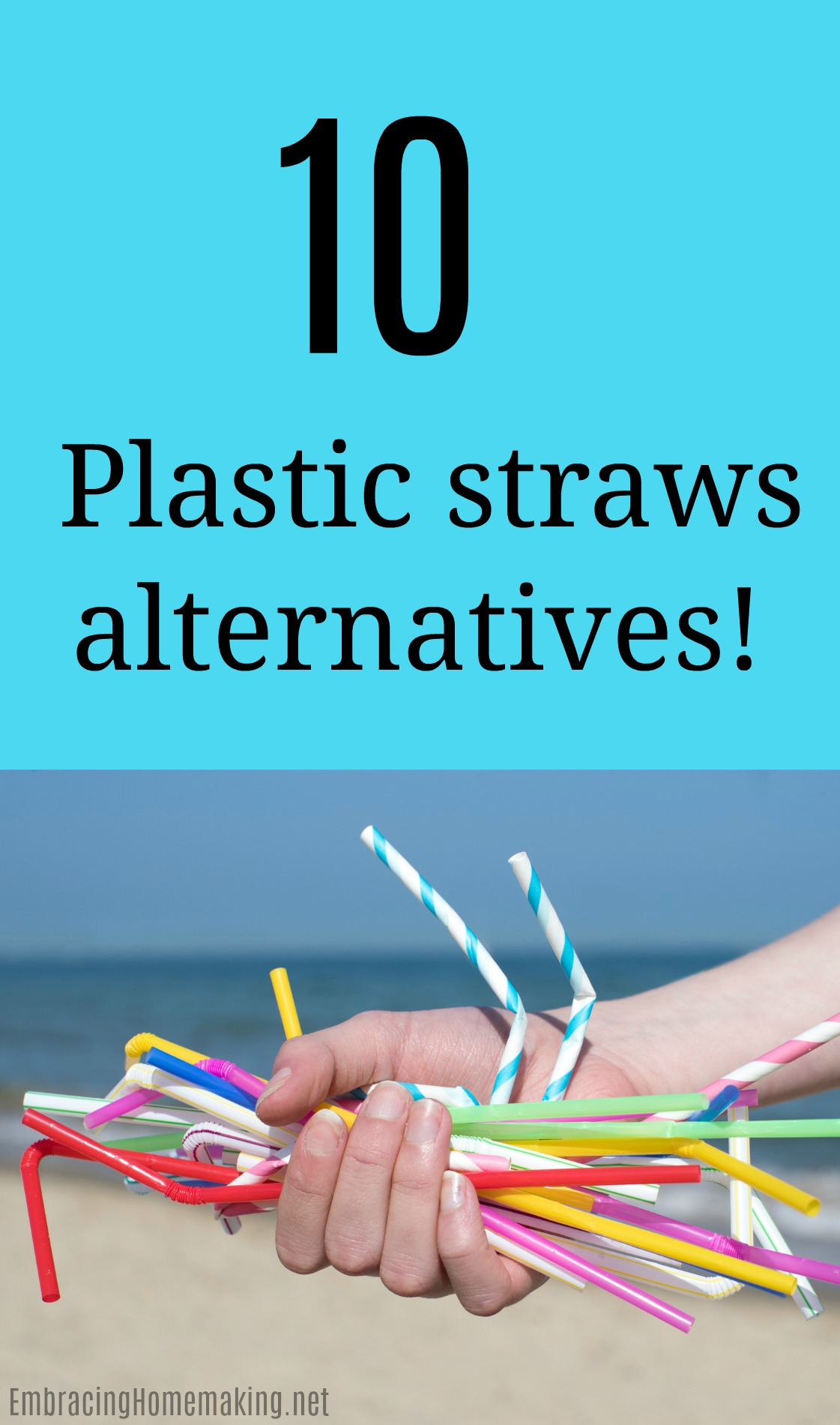 Plastic Straw Alternatives