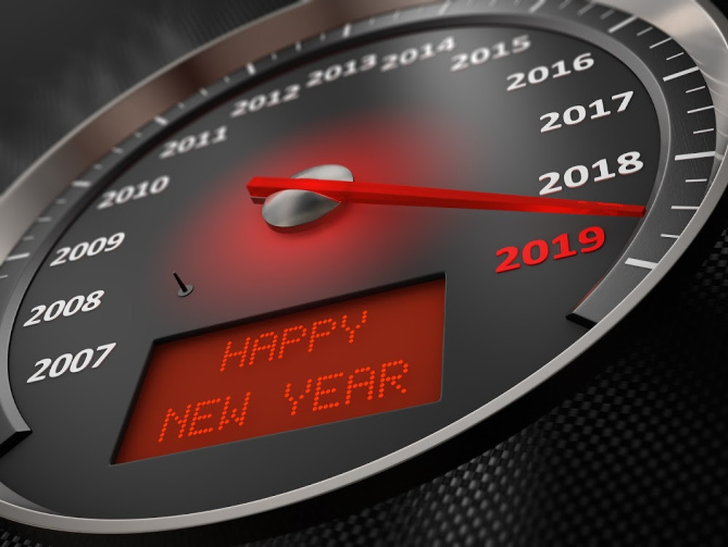 Car Related New Year's Resolutions