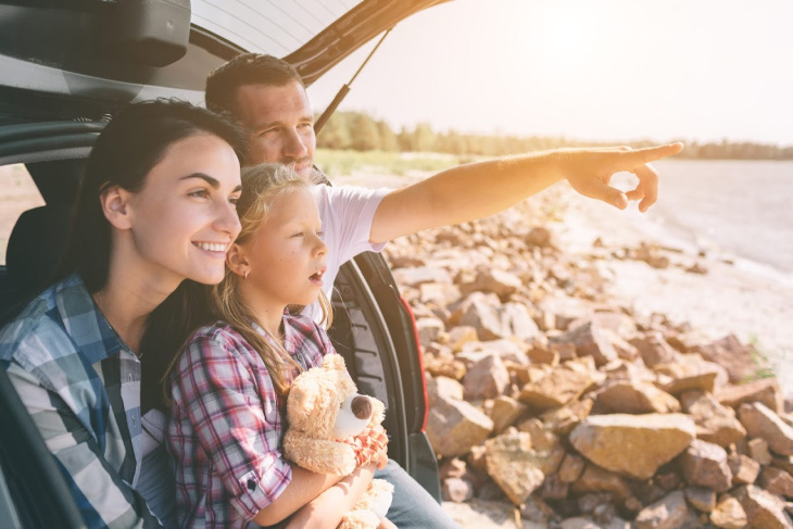 Why Road Trips are a Good Idea for Families